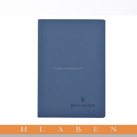 Huaben 2016 a5 leather diary cover stationery supplies