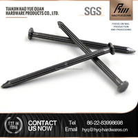 3-inch hard steel concrete nail from tianjin haoyuequan