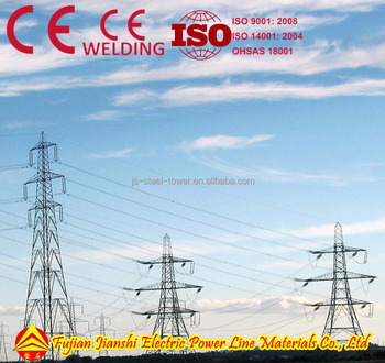 Steel Tower Suppliers (power transmission and telecom)