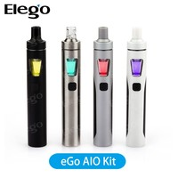 2016 Wholesale Joyetech eGo AIO with childproof tank lock and e-liquid illumination LED vs ego one/ijust 2