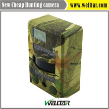 Time Stamp Long-life Span Outdoor Scouting Camera 720P HD Video with Portable Size