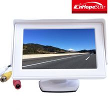 stand 4.3 Inch TFT LCD Monitor Special Car rear view camera monitor for cars