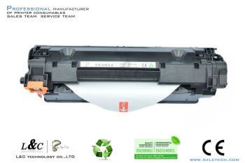 85A Toner compatible for HP CE285A toner cartridge used in HP p1005 p1006 printer toner cartridge