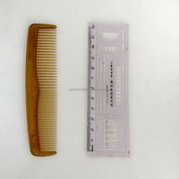 new style best selling high quality cheap chinese manufacturer mens plastic hair comb