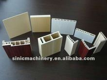 Wood-Plastic-Composite furniture panel