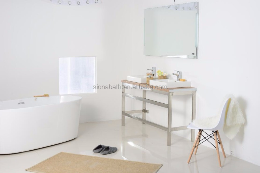 Modern factory directly ready made bathroom cabinet