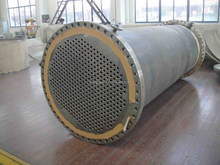 CE approved ASME Stamp Ti and Stainless Steel Shell and Tube Tubular Heat Exchanger