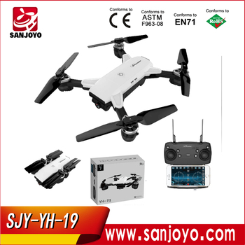 Similar looks like Dji Spark Drone YH-19 rc Drone with foldable arm Remote Control wifi FPV camera quadcopter