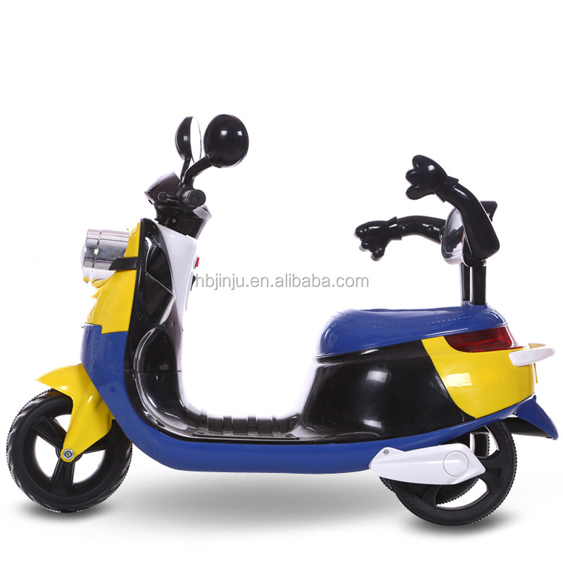 Cheap Cartoon kids mini 36v electric motorcycles for sale