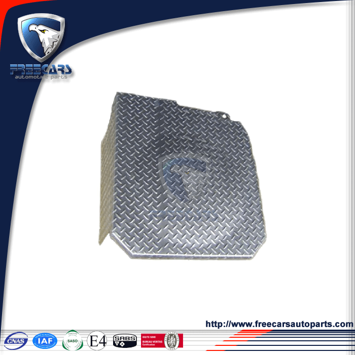 Brand new spare parts of truck 1545149 exhaust cover for sales