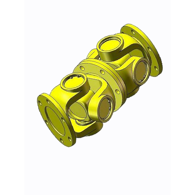 SWC -Wd Series High Torque Universal Cardan Shaft Coupling