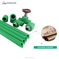 China manufacture best quality din standard ppr pipe for hot water