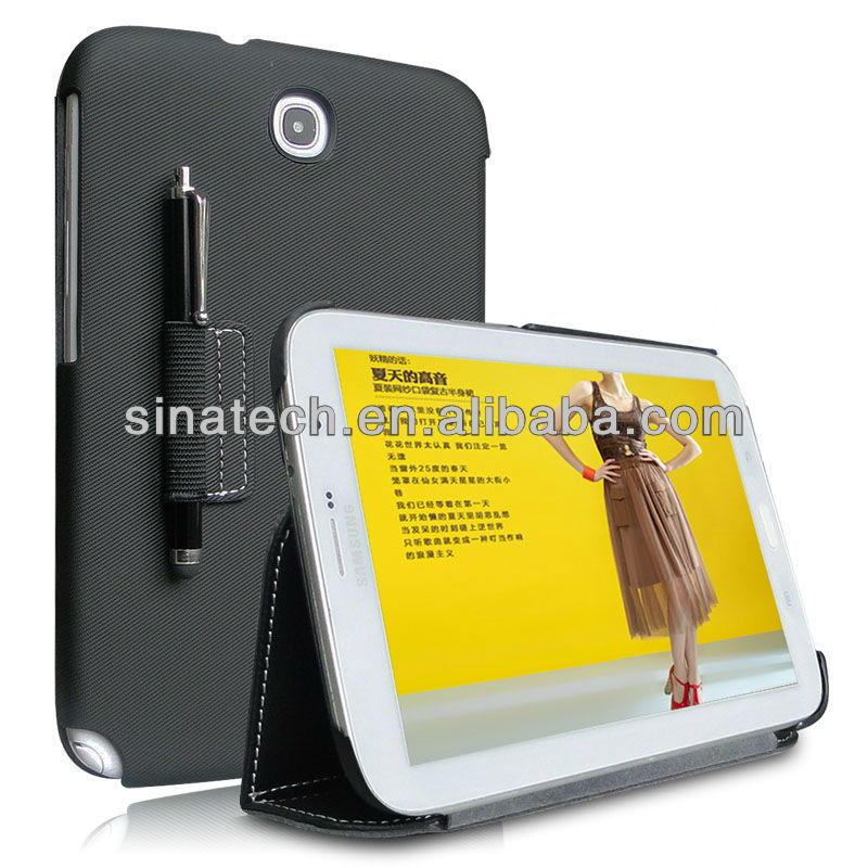 For samsung galaxy note 8 leather case,smart case for samsung galaxy note 8 N5100