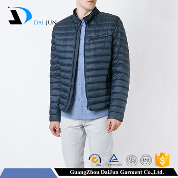 Daijun oem customize windproof cheap fashion design down jacket for winters