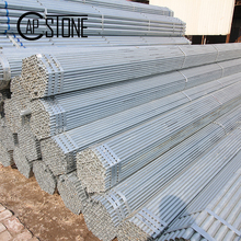 4 schedule 80 galvanized steel pipe vs carbon steel