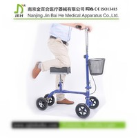 CE folding Limp knee walker brace wholesale