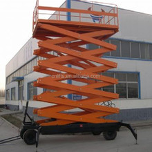 12m mobile aerial work platforms electric/aerial manlift