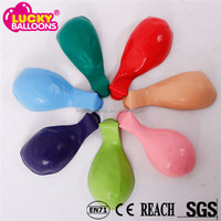 China best Latex balloons manufacturers EN71 approved 100% latex free balloons