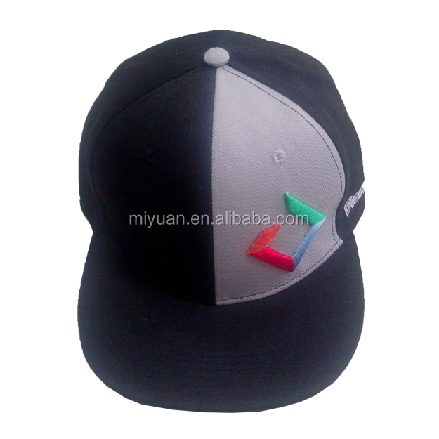 Africa Miyuan Caps Embroidery Design Custom Acrylic Snapback Caps and Hats manufacturer