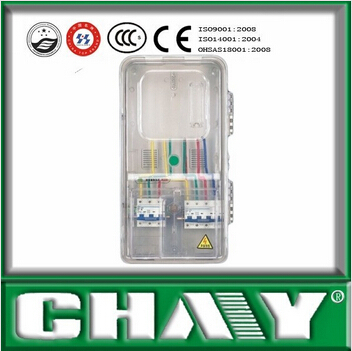 three-phase electric meter box reinforced plastic box plastic electrical box