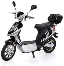 good performance high speed 500W electric motorcycle