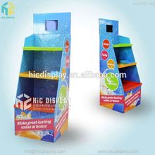 Pop up display for soda water,soda water display stand