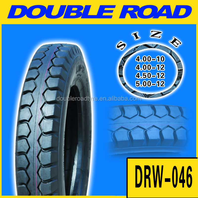 8PR Tire 5.00-12 Motor Tricycle Tyre 500-12 Tire