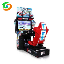 Cheap Hot Sale Simulator Video Coin Operated Car Racing Arcade Game Machine