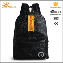 Eco friendly custom printed waterproof hiking backpack manufacturer china