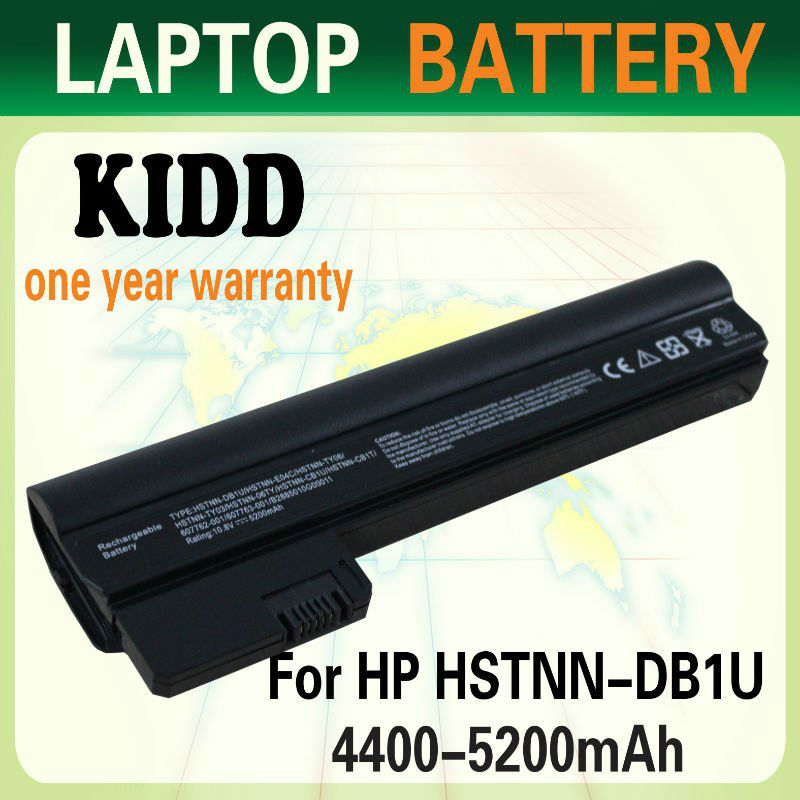 Hstnn-cb1u Hstnn-db1t For Compaq Mini Cq10-400 Battery Series And for Hp Mini 110-3000 betri mbali