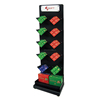 Taiwan retail shop fitting Golf Club Rack For Golf Ball Display