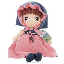 Cartoon Toy Soft Toy Stuffed & Plush Toy Style and Fashion Girl Doll