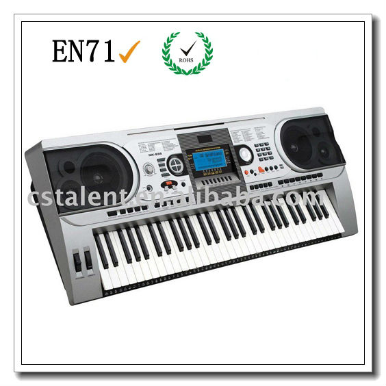 61 Key electronic organ keyboard with USB port and Touch Function