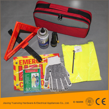 wholesale products china traffic car emergency tool kit list and traffic car emergency tool kit