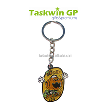 Lovely pumpkin keychain,festival gift and promotional premium