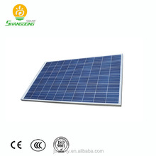 Polycrystalline Silicon Material and 1640*990*40mm Size 250 watt photovoltaic solar panel