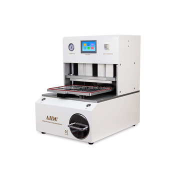 Aida 708 Gasbag Automatic gasbag Vacuum OCA Lamination Machine for Samsung Edge phone