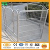 Made in China durable cheap welded wire mesh outdoor portable dog runs fence for dog
