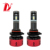 factory top sell led h7 fits all cars led headlight bulb 70w 9600lm car led headlight h13