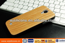 Hard Plastic Cover with Wood Graphic for Samsung Galaxy S4