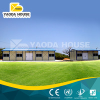 Yaoda New arrival cheap prefab steel structure house
