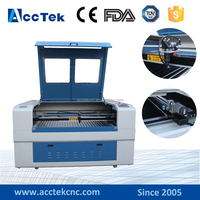 High Precison Ball Screw 2D Laser Glass Engraving Machine with Reci/Yongli/EFR Laser Tube