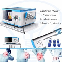 Electromagnetic occupational shockwave medical physical therapy BS-SWT5000 shock wave therapy equipment
