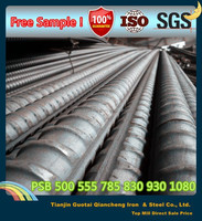 Hot Dipped Galvanizing full thread anchor bar