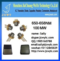 100mw 658nm red laser diode