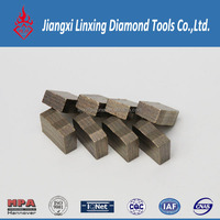 Diamond Segment Manufacturing Process for Granite Block Cutting