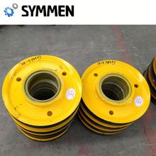 cable pulley wheels,wire fence roller,used crane blocks