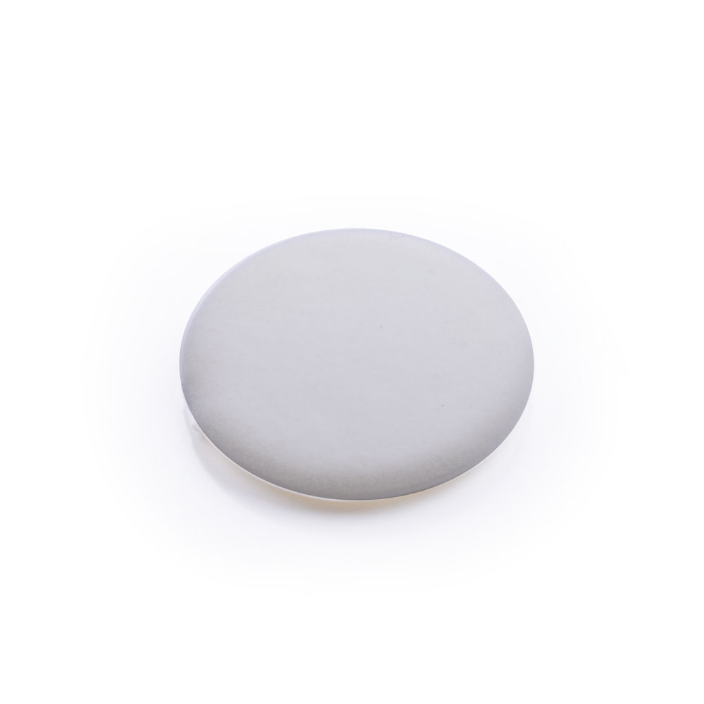 Round Cosmetic Blush White Flocking Best Classic Powder Puff
