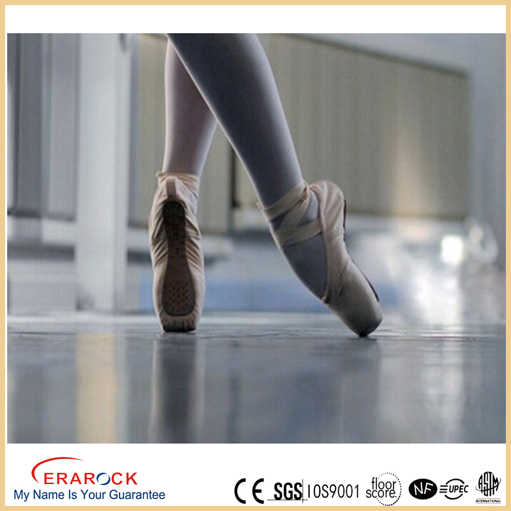 superior quality dance floor vinyl pvc long-lasting performance plastic flooring roll