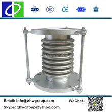 Metal expansion joint hydroformed compensator metallic bellow
